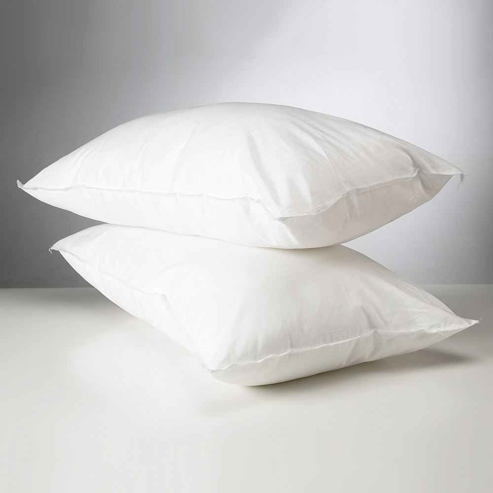 Bed Luxury Bounce Hollowfibre Soft Back /& V Pillow Set Single, Twin and 4 Pack