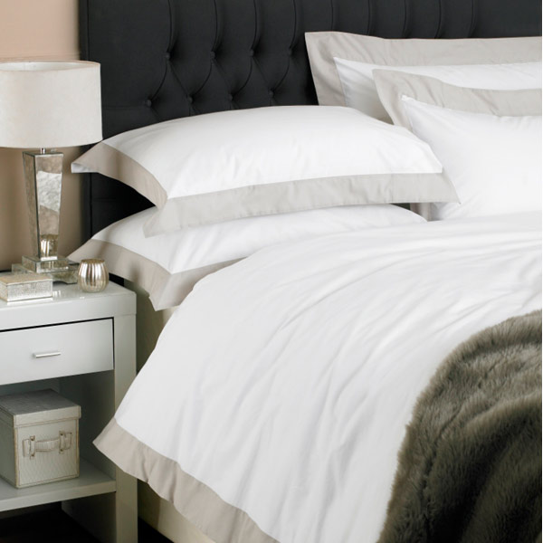 Completely new Taupe And White Bedding - Bedding Designs IV65