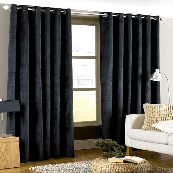 black velvet eyelet curtains memsaheb net
