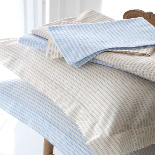 sets item cover duvet knit jersey and beige set cotton striped bedding green light soft covers