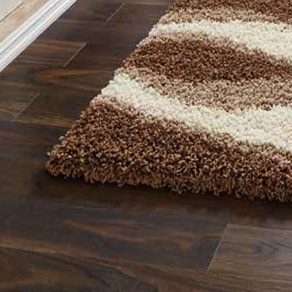 Think Rugs Vista J241 Shaggy Rug