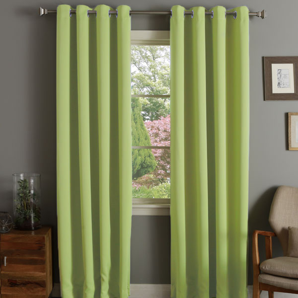 eyelet thermal door curtain | memsaheb.net