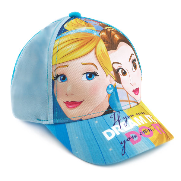 ca2d4fc822d Disney Princess Childrens Baseball Cap Multi 3 - 6 Years. About this  product. Picture 1 of 2  Picture 2 of 2