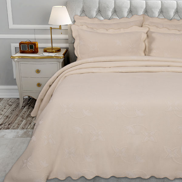 Elainer-Home-Living-Julia-Quilted-Bedspread thumbnail 3