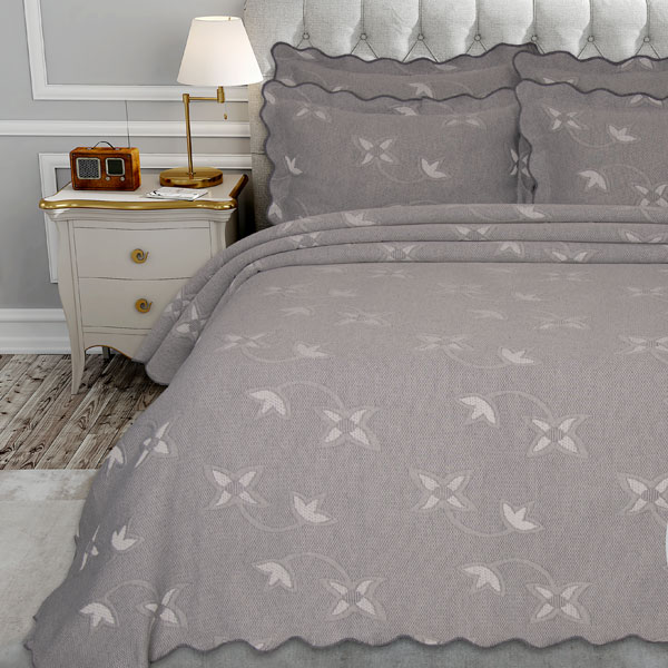 Elainer-Home-Living-Julia-Quilted-Bedspread thumbnail 7
