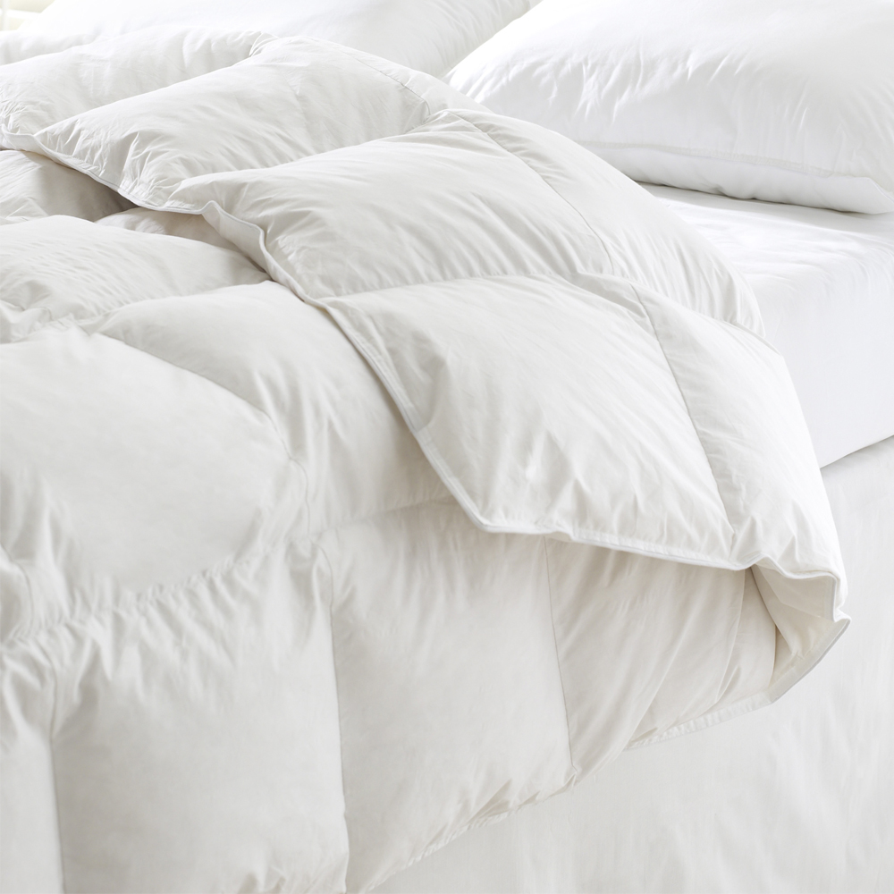 linens limited goose feather and down duvet ebay. Black Bedroom Furniture Sets. Home Design Ideas