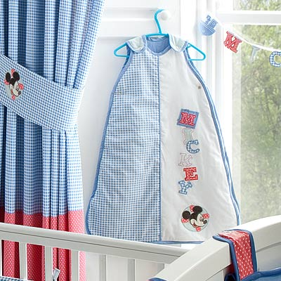 Disney Micky Maus Baby Schlafsack Mickey Mouse Sailor 1 5 Tog