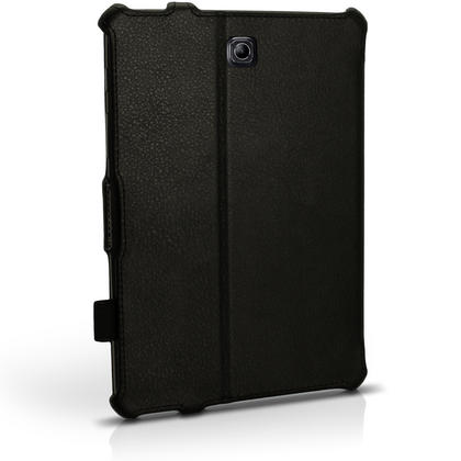 iGadgitz PU Leather Case Cover for Samsung Galaxy Tab S2 8'' SM-T710 with Stand + Sleep Wake + Screen Protector Thumbnail 2
