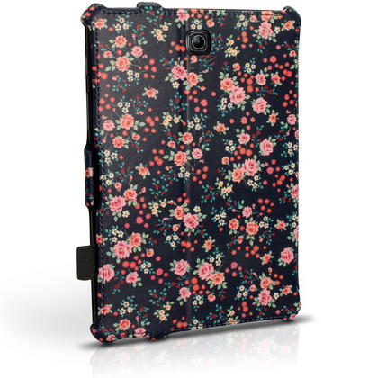 iGadgitz PU Leather Case Cover for Samsung Galaxy Tab S2 8'' SM-T710 with Stand + Sleep Wake + Screen Protector Thumbnail 3