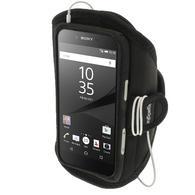 iGadgitz Water Resistant Sports Jogging Gym Armband for Sony Xperia Z5 E6603 E6653