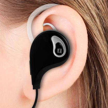 iGadgitz IGX-470S Wireless Bluetooth 4.1 Lightweight Stereo Sports In-ear Earphones Headphones with Case & Ear Hooks Thumbnail 3