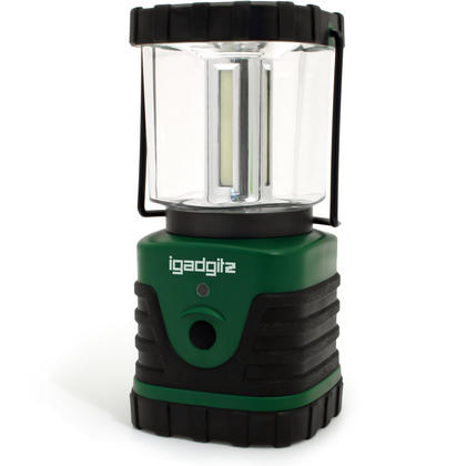 iGadgitz Xtra Lumin 500 Portable 500lm LED Lantern with 1yr warranty Thumbnail 1