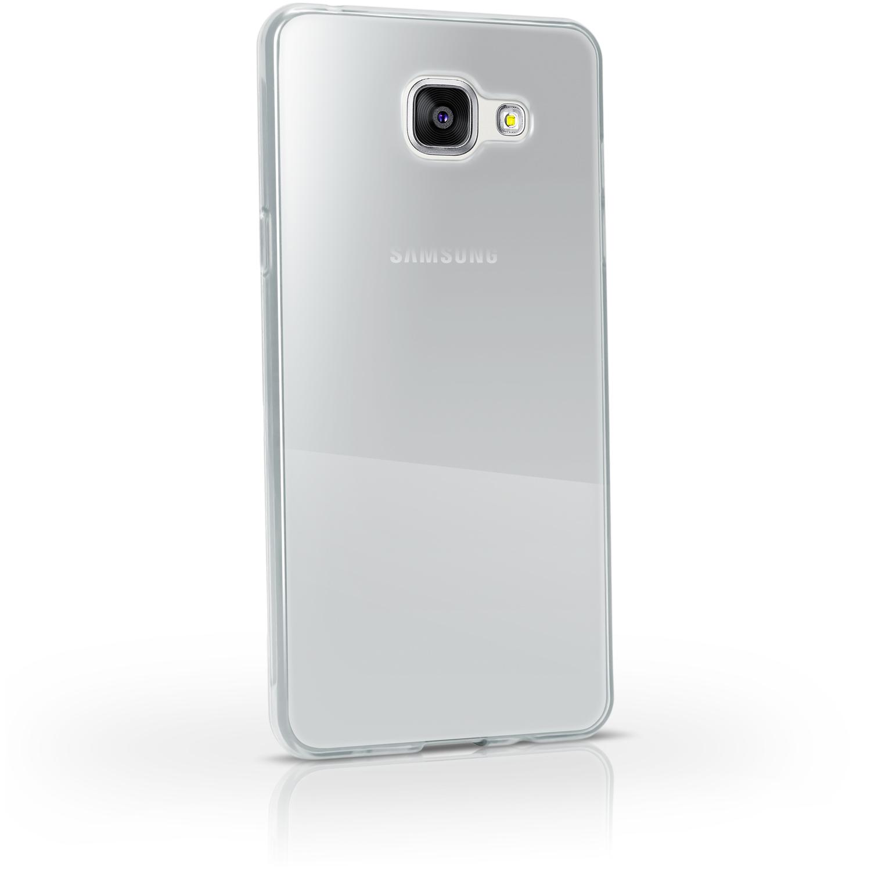 Glossy Tpu Gel Case For Samsung Galaxy A5 Sm A510 2016 Skin Cover Original Clear Casing