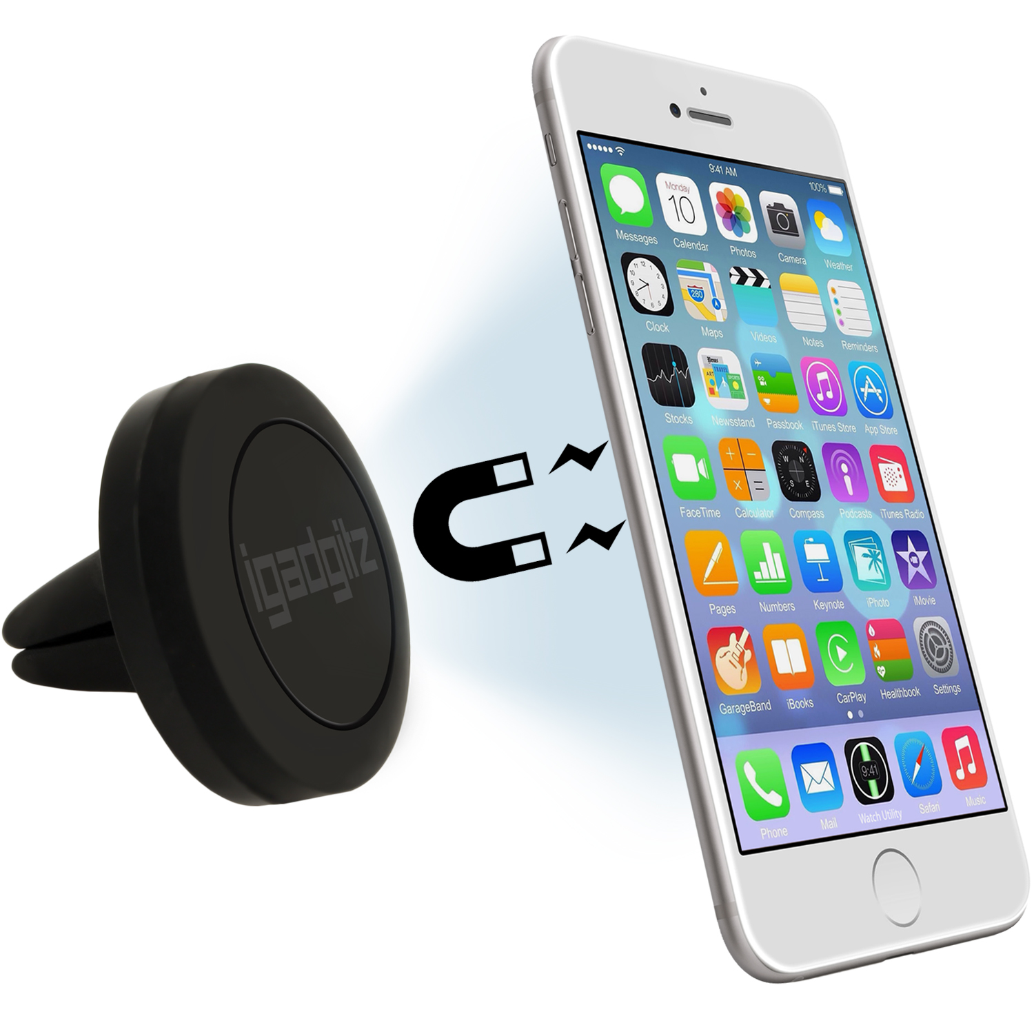 Best magnetic car phone holder uk