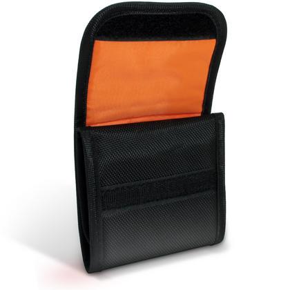 iGadgitz 3 Pocket Slot Bag Pouch Holder Storage Case for SLR DSLR Camera Lens Filters Thumbnail 3