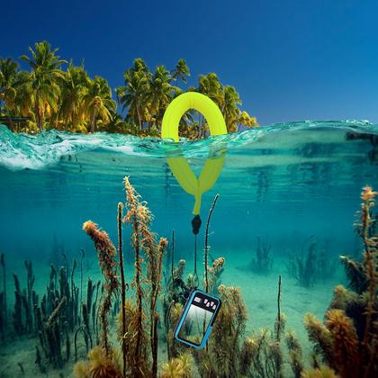 iGadgitz Floating Wrist Strap Suitable for Underwater/Waterproof: Cameras, Marine Binoculars + Waterproof Mobile Phones Thumbnail 4