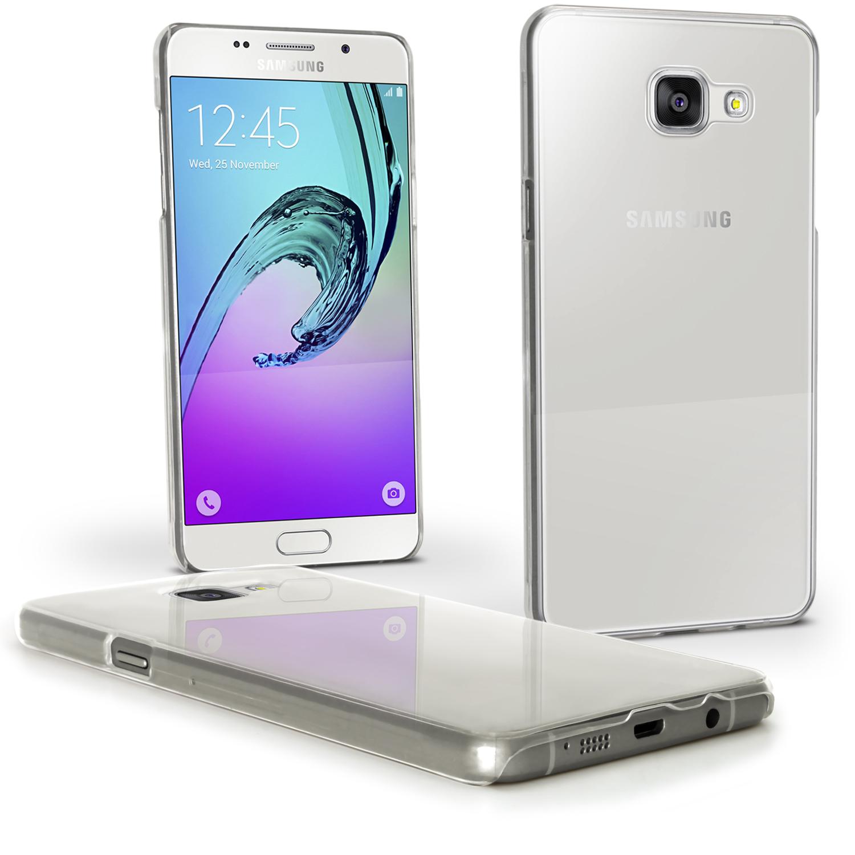 4072b279508 Claro Funda Carcasa Plástico para Samsung Galaxy A5 SM-A510 Cover ...