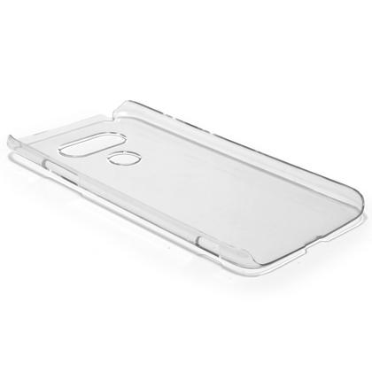 iGadgitz Transparent PC Hard Case Cover Shell Skin for LG G5 H850 2016 + Screen Protector Thumbnail 2