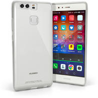 iGadgitz Glossy TPU Gel Skin Case Cover for Huawei P9 PLUS 2016 + Screen Protector