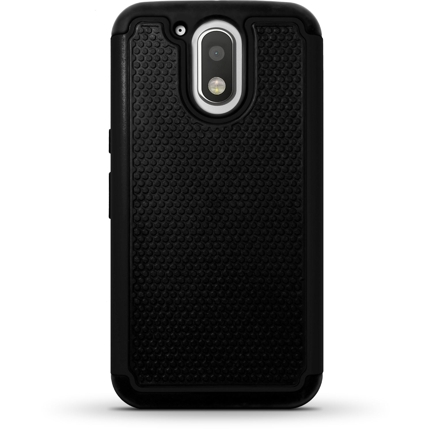 new style 693d9 720f0 Details about Hard Back Cover & Silicone Gel Case for Motorola Moto G4 Play  XT1601 Screen Prot