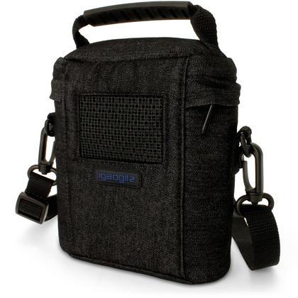 iGadgitz Black Fabric Travel Carrying Bag for Bose SoundLink Colour Bluetooth Speaker with Detachable Shoulder Strap Thumbnail 2