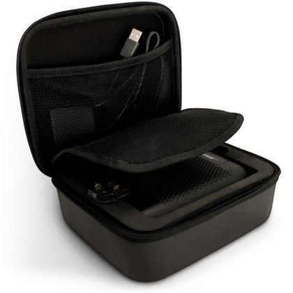 iGadigtz Black EVA Carrying Hard Travel Case Cover for Bose SoundLink Colour Bluetooth Speaker Thumbnail 1