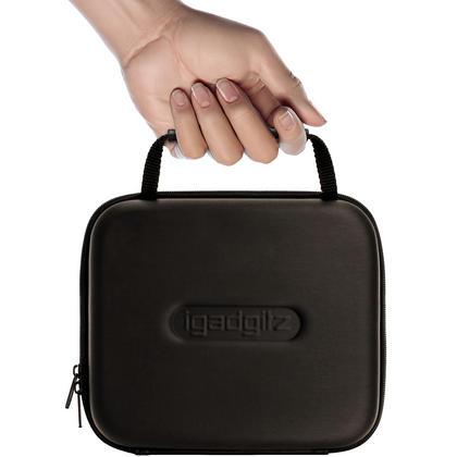 iGadigtz Black EVA Carrying Hard Travel Case Cover for Bose SoundLink Colour Bluetooth Speaker Thumbnail 2