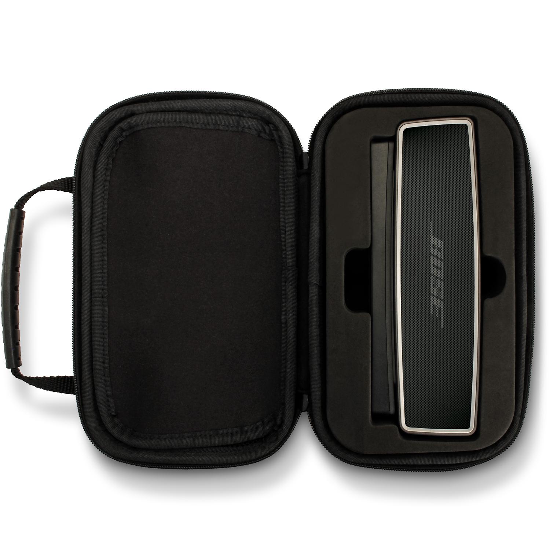 bose soundlink mini 2. igadigtz black eva carrying hard travel case cover for bose soundlink mini i \u0026 ii bluetooth soundlink 2
