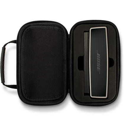 iGadigtz Black EVA Carrying Hard Travel Case Cover for Bose SoundLink Mini I & II Bluetooth Speaker Thumbnail 3