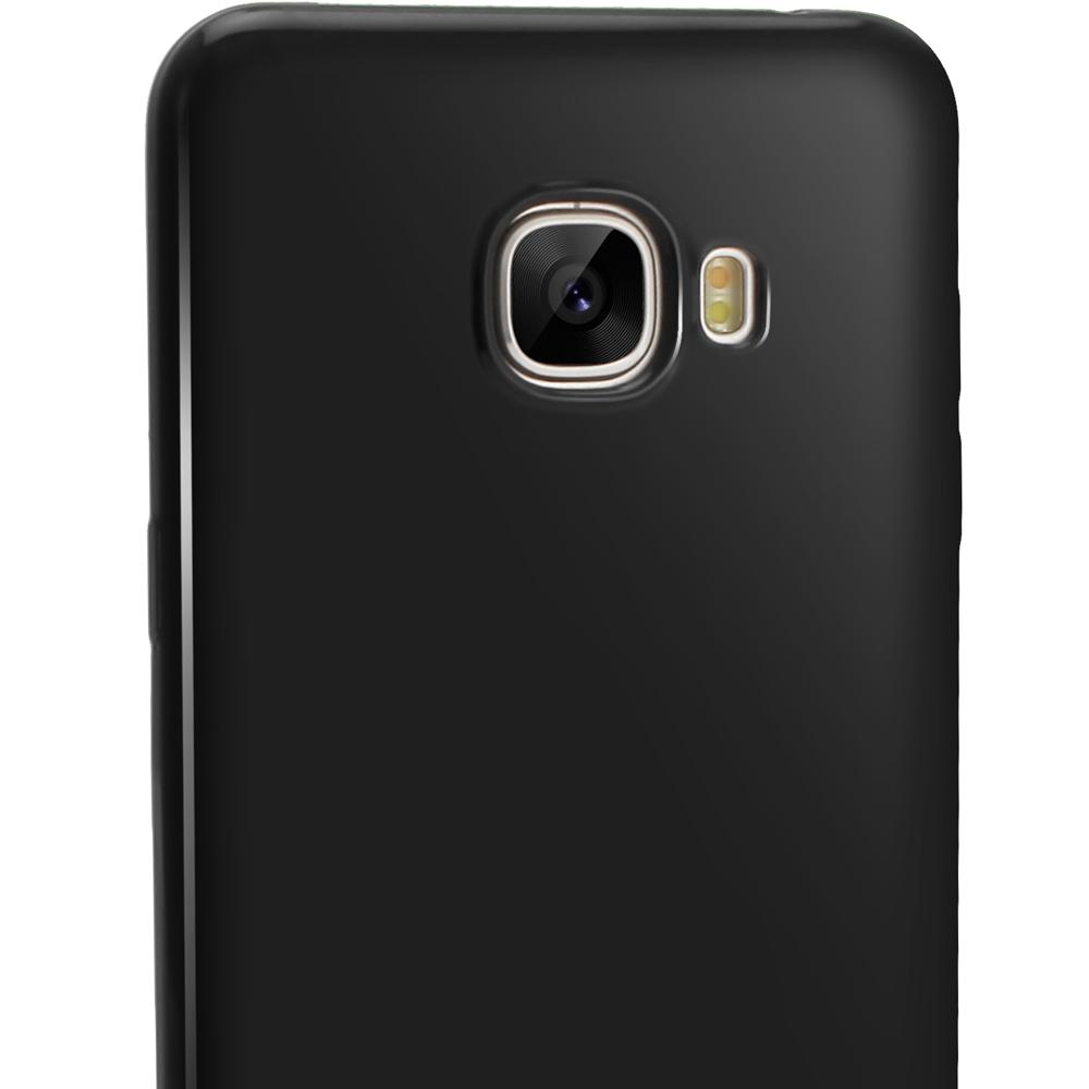 glossy tpu gel case for samsung galaxy c5 c5000 skin cover screen
