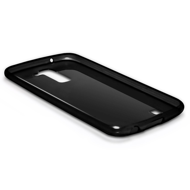 ... Glossy TPU Gel Case Skin for LG K10
