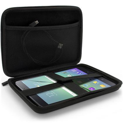 "Black EVA Travel Hard Case Cover Sleeve for Samsung Galaxy Tab S2 8"", Tab S, Tab Pro 8.4"", Tab 4 8"" & Tab A2 S 8'' 2017 Thumbnail 4"