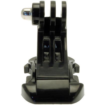 Optix Pro 2x Vertical Surface J-Hook Buckle Mount Clips for GoPro Hero5 Black & Session, 4, 3+, 3, 2, 1 Thumbnail 4