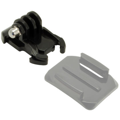 Optix Pro 2x Quick Release Buckle Mount Clips for GoPro Hero5 Black & Session 4 3+ 3 2 1 Thumbnail 3