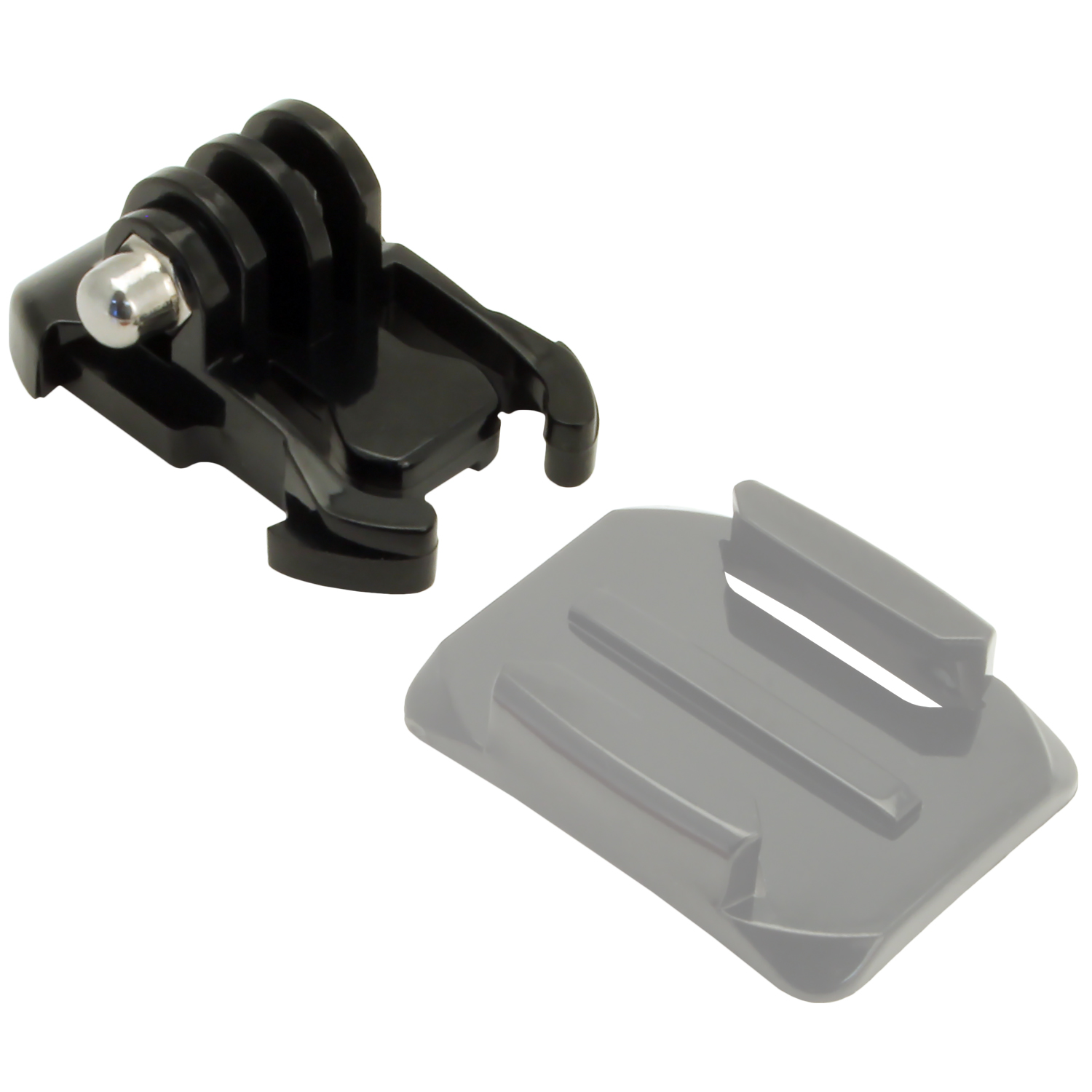 Optix pro quick release buckle mount clips for gopro