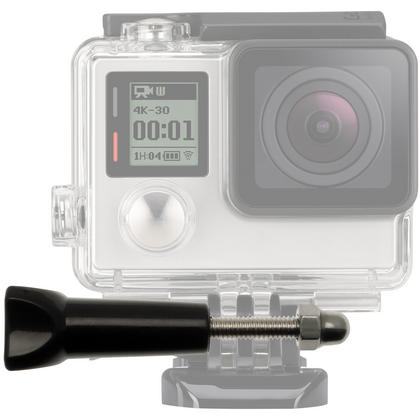 Optix Pro 1x Thumb Screw & Nut Cap Bolt for Sports Action Cameras GoPro Hero5 Black & Session, 4, 3+, 3, 2, 1, Session Thumbnail 2
