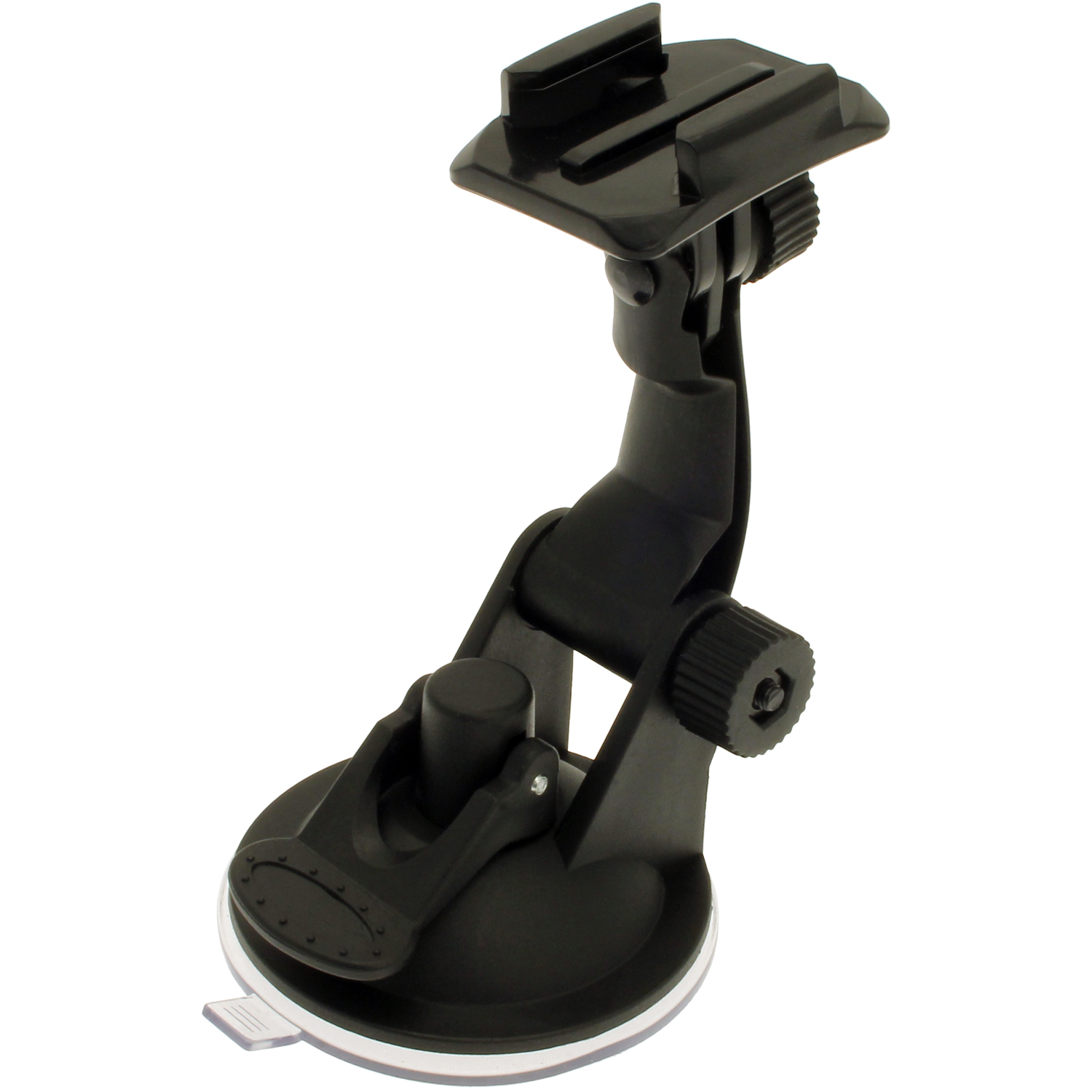 Optix Pro Suction Cup Window and Windshield Car Mount for GoPro Hero5 Black & Session, 4, 3+, 3, 2, 1, Session
