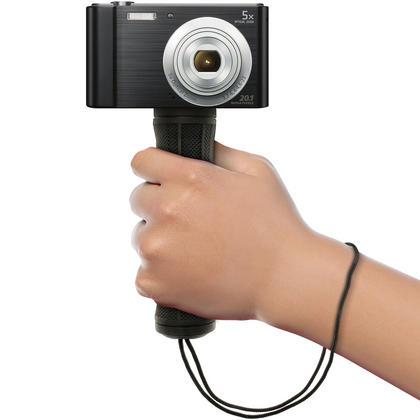 Optix Pro Anti-Slip Rubber Hand Grip Stabilizer for Sports Action Cameras GoPro Fusion, Hero6 Black, Hero5 Black & Session, 4 3+ 3 2 1 Thumbnail 2