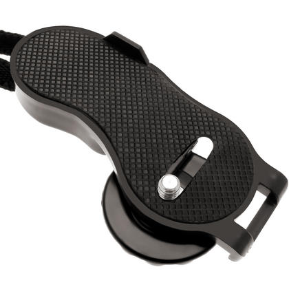 Optix Pro PU Leather Hand Wrist Grip Strap for DSLR SLR Cameras, Video Cameras & Camcorders Thumbnail 4