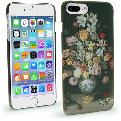 iGadgitz Print PC Hard Case Back Cover for Apple iPhone 8 Plus, 7 Plus, 6S Plus, 6 Plus - National Gallery Paintings Collection Thumbnail 3