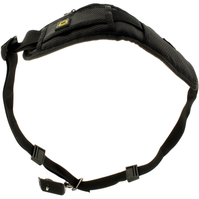 """Optix Pro Universal Quick Neck Shoulder Sling Strap Belt with 1/4"""" Thread for DSLR SLR Bridge Cameras & Video Cameras"""