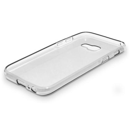 iGadgitz Glossy TPU Gel Skin Case Cover for Samsung Galaxy A5 (2017) + Screen Protector Thumbnail 2