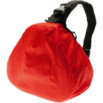 Optix Pro Water Resistant Shoulder Bag for Panasonic DSLR & Bridge Cameras & Lens with Rain Cover and Tripod Holder Thumbnail 4
