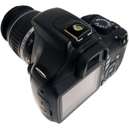 Optix Pro 2x Protective Hot Shoe Cover Bubble Spirit Level for DSLR SLR Camera (Canon Fujifilm Nikon Olympus Panasonic ) Thumbnail 2