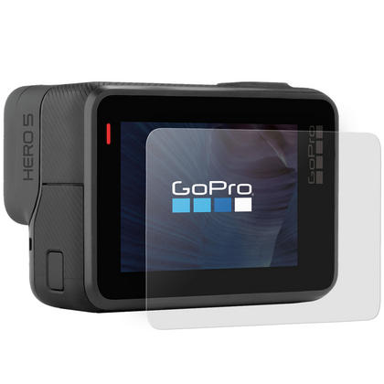Optix Pro 2x LCD Screen Protector & Lens Protector with Cleaning Kit for GoPro Hero5 Black ONLY Thumbnail 3