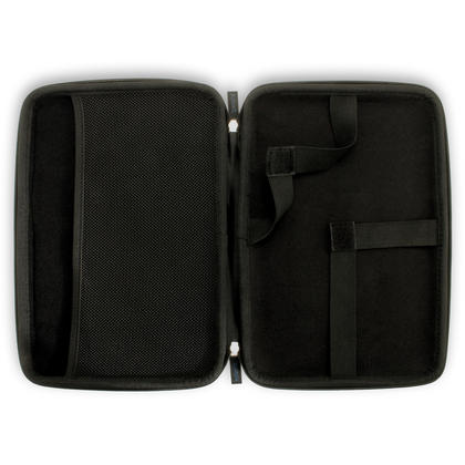 iGadgitz Black EVA Travel Hard Case Cover for Lenovo Tab 2 A10, IdeaPad MIIX 310, Tab 3 10 Business Thumbnail 2