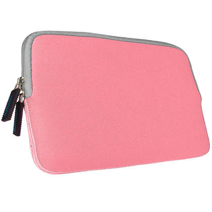 "iGadgitz Pink NeopreneTravel Case Cover for Samsung Tab A 7"" SM-T280 Tablet Thumbnail 2"