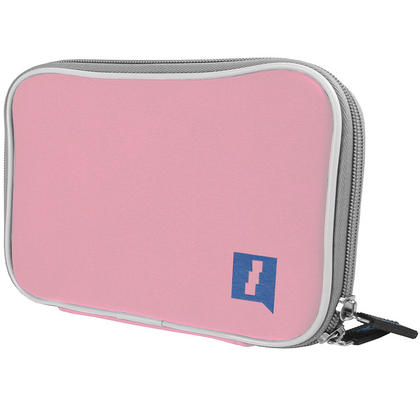 "iGadgitz Pink NeopreneTravel Case Cover for Linx 7"" EM-I8270 Tablet Thumbnail 2"
