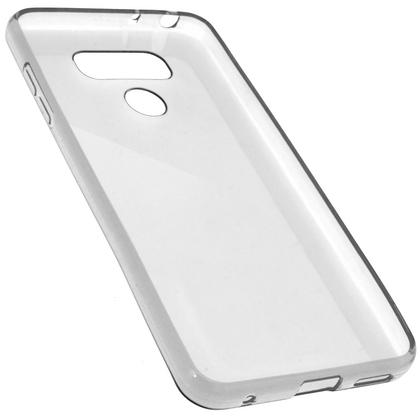 iGadgitz Glossy TPU Gel Skin Case Cover for LG G6 H870 (2017) + Screen Protector Thumbnail 2