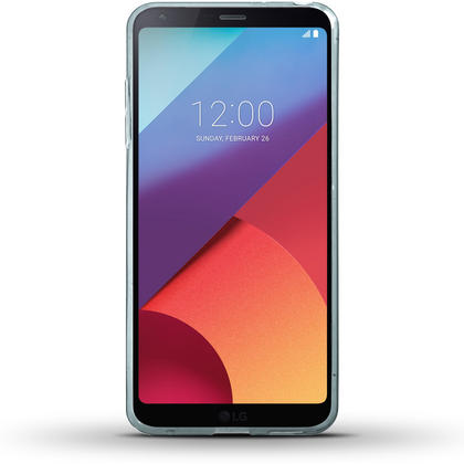 iGadgitz Glossy TPU Gel Skin Case Cover for LG G6 H870 (2017) + Screen Protector Thumbnail 3